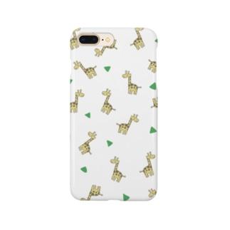 きりんきりんきりん Smartphone cases