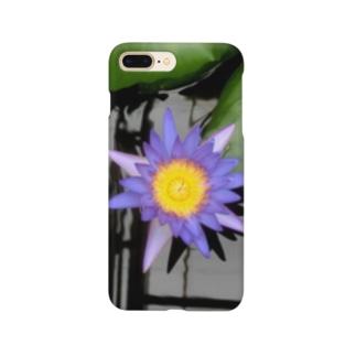 蓮の目 Smartphone cases