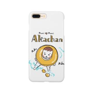 ぷにぷに♡赤ちゃん ぷかぷか Smartphone cases