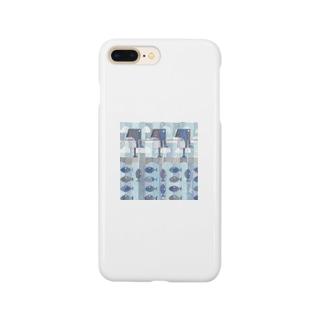 ペンギンのうみ Smartphone cases