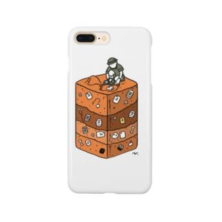 発掘隊 Smartphone cases