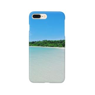 夏の海2 Smartphone cases