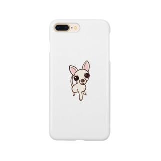 チワワ Smartphone cases