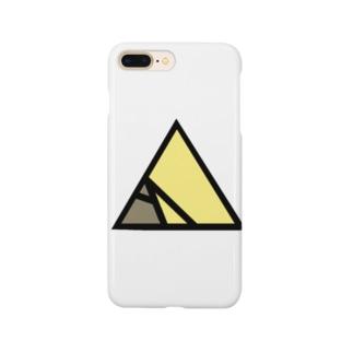 お昼のピラミッド Smartphone cases