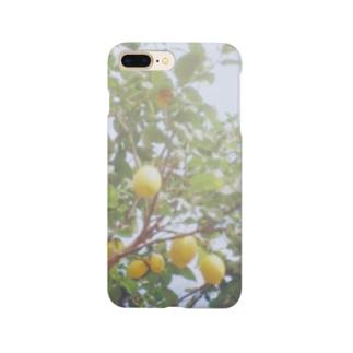 あの日のレモン Smartphone cases