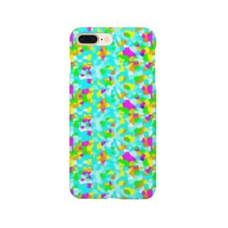 パステルカラーシリーズ Smartphone cases