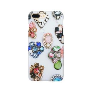 ビジュー Smartphone cases