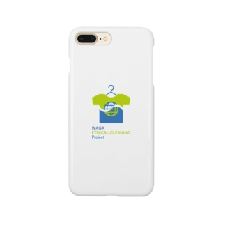 コレデ オンラインショップのWAGA ETHICAL CLEANING Project Smartphone cases