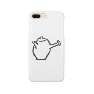 お茶の時間 Smartphone cases