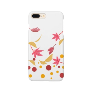 Autumn color Smartphone cases