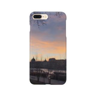 La vue de Lyon Smartphone cases