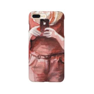 ワタシ Smartphone cases