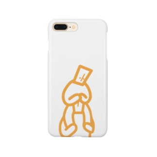 かたぐるま Smartphone cases