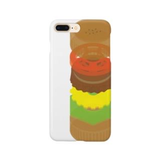 Junkfood Hamburger Smartphone Case