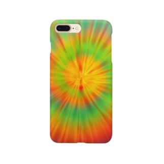 サイケデリック Smartphone cases