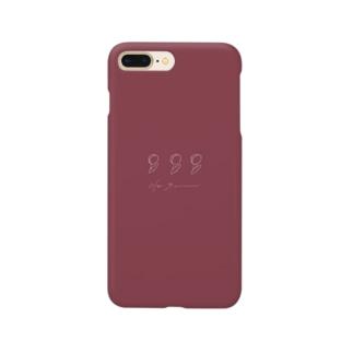 おとなのチューリップ Smartphone cases