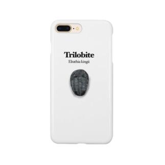 三葉虫エルラシア Smartphone cases