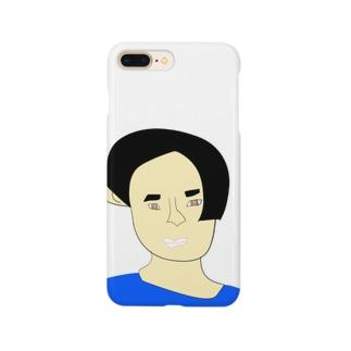 ニヤけ健 Smartphone cases