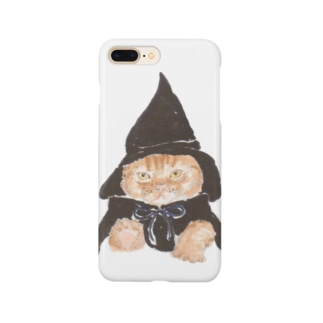 まじょねこさん Smartphone cases