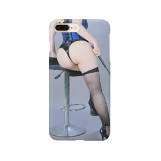 怜香様バックスタイル Smartphone cases