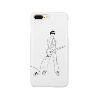 僕はギターロックに救われた Smartphone cases