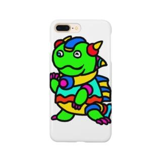 竜のパイルス Smartphone cases