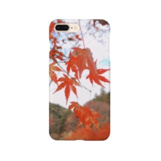 紅葉 Smartphone cases