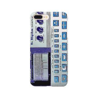 boss dr-110 dr.rhythm 風イラスト Smartphone cases