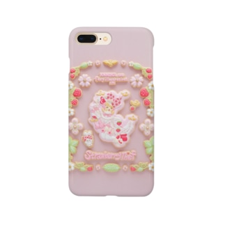 Strawberry Frame Mobile Case Smartphone cases