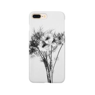 ニゲラ Smartphone cases