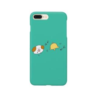 パブロフのわんちゃん Smartphone cases