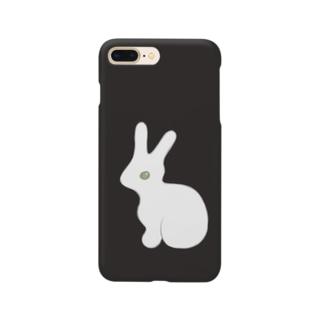 うさぎ(1) Smartphone cases