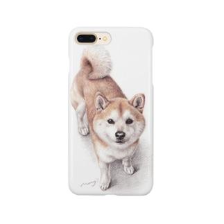 柴犬6 Smartphone cases