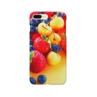 はじけるベリーBerryz Smartphone cases