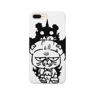 熊婆 Smartphone cases