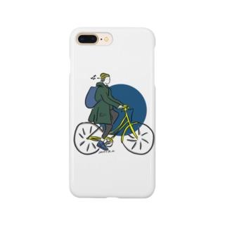 金枠ガール Smartphone cases