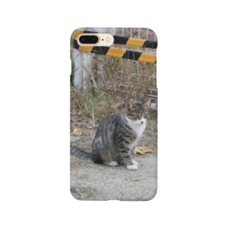 キジにゃん Smartphone cases