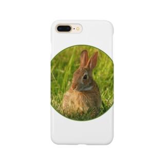 ぴょん吉 Smartphone cases