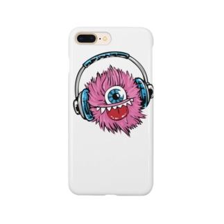 モンスター大集合 Smartphone cases
