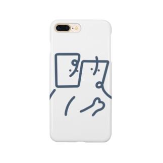 ひとふで Smartphone cases