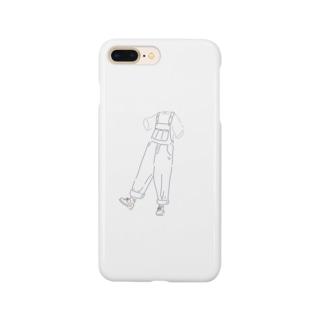 サロペット Smartphone cases