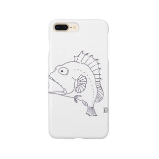 かさごん Smartphone cases