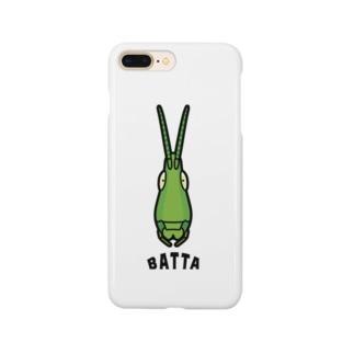 BATTA バッタ Smartphone cases