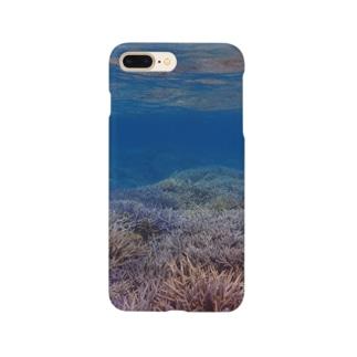 ネイチャーパステル1 Smartphone cases