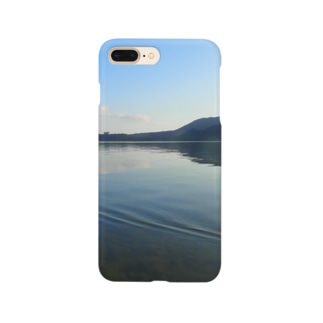 今日の始まり Smartphone cases