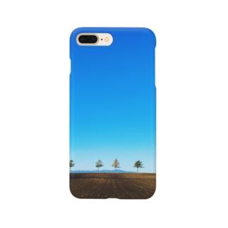 道の駅メルヘンの丘女満別 Smartphone cases