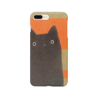 くろねこさん Smartphone cases