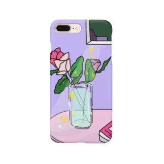 Shine Rose Smartphone cases