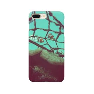 クマノミケース Smartphone cases