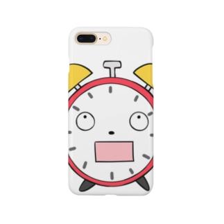 トケイくん Smartphone cases